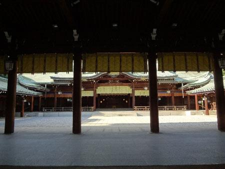 明治神宮 初詣