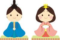 雛人形 並び方 関東