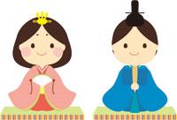 雛人形 並び方 関西(京都)