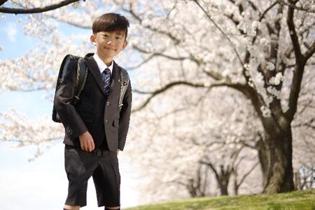 入学式 男の子 服装
