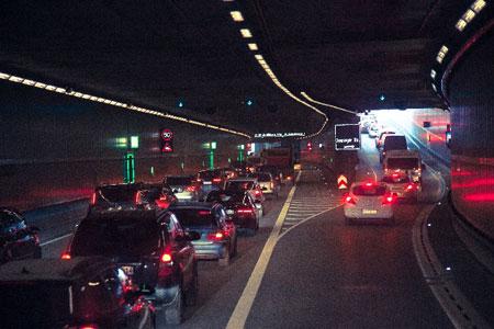 首都高速 渋滞予測