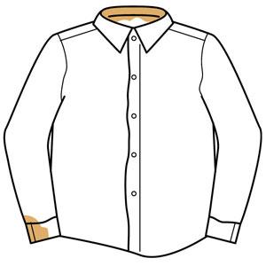 ワイシャツ 黄ばみ