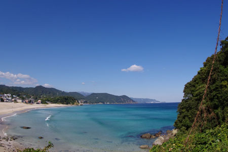 伊豆 海水浴場